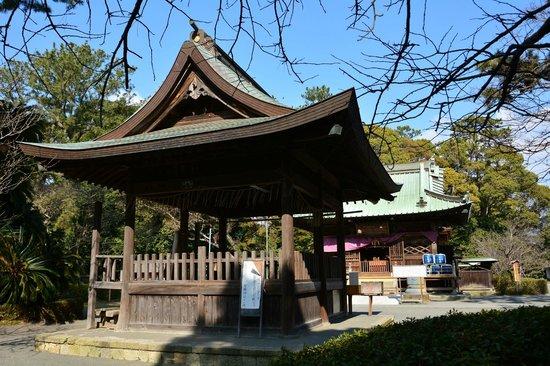 Miho Shrine : 御穂神社