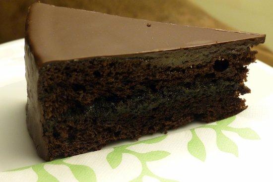 Greentree Café: Sasher Torte at GreenTree Cafe