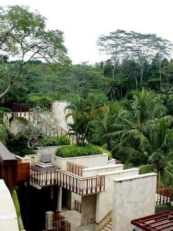 Four Seasons Resort Bali at Sayan: ラピュタみたい