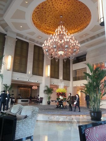 Wyndham Grand Plaza Royale Oriental Shanghai: La Hall