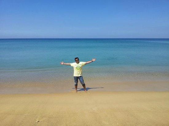 Anantara Vacation Club Phuket Mai Khao: Beach