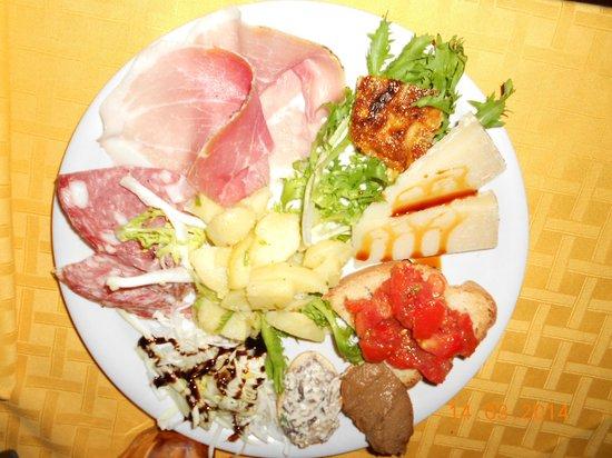 Ristorante da Buzzanca : peccato che nn ho fatto le foto agli altri piatti ,,,davvero spettacolari nn solo per il palato!