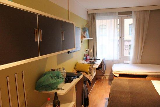 Hotel Birger Jarl: Еще раз номер