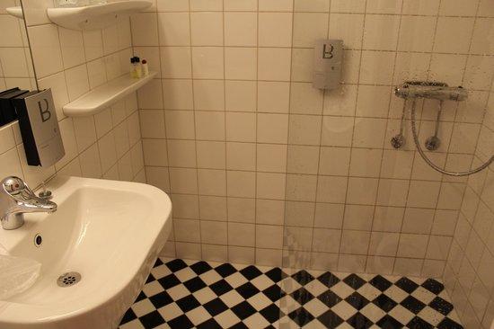 Hotel Birger Jarl : Ванная комната