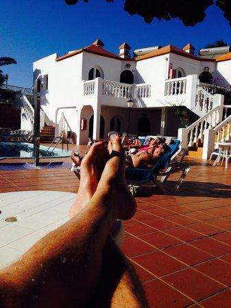 Galera Beach Resort: Happyfeet