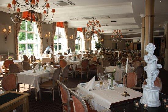 Kasteel Bloemendal: Restaurant