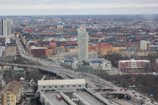 SkyView: Вид на Стокгольм