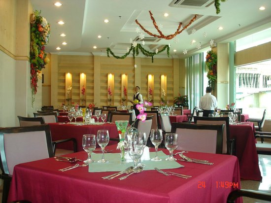 King Park Hotel Tawau: King Park Garden