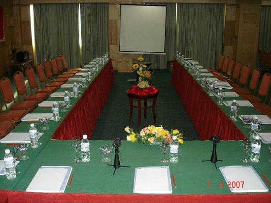 King Park Hotel Tawau : Meeting Room