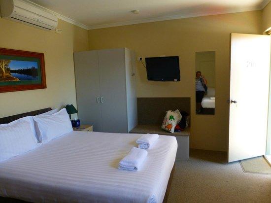 Ocean View Motel: Standard-Zimmer