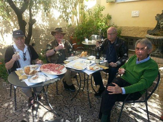 Villa Elisa: Topp service ved ankomst