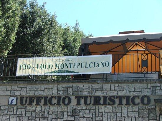 Ufficio Turistico Ass. Proloco Montepulciano: Terrace