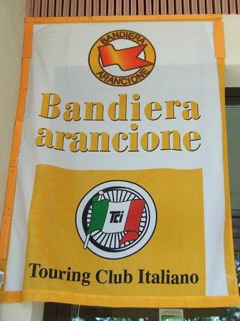 Ufficio Turistico Ass. Proloco Montepulciano: Bandiera Arancione