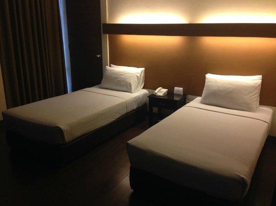 The Ritz Hotel At Garden Oases : Kamar