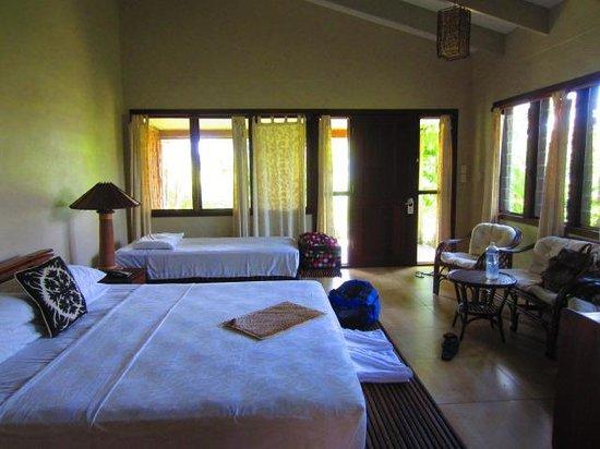 Le Manumea Hotel: Garden Villa