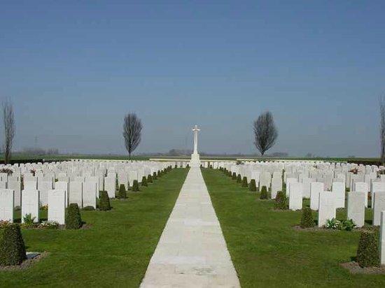 Great War Battlefields Tour: Canadian Memorial