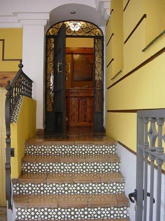Hotel Almona : ENTRADA HOTEL