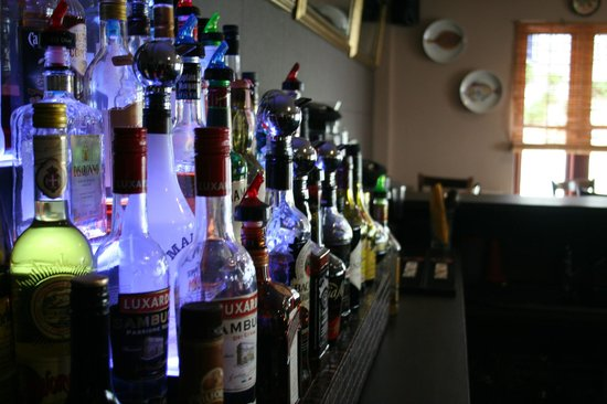 The Terrace Tapas & Wine Bar: The Bar
