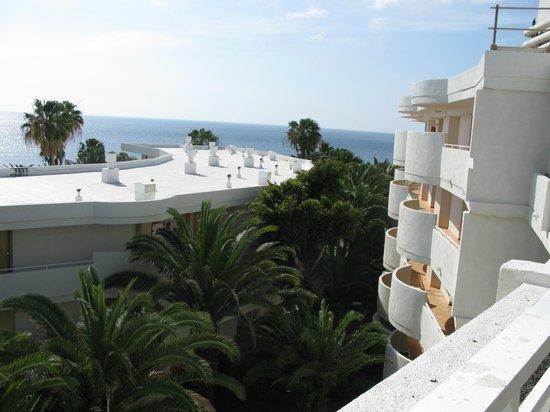 Sol Lanzarote All Inclusive : my £98 Sea View