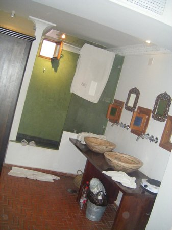 Blanco Riad Hotel & Restaurant : suite superior