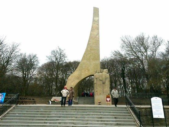 Pomnik Zaślubin Polski z Morzem