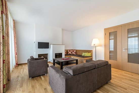 Residenzen Maximilian: Wohnraum komfortabel - ein Raumgenuss