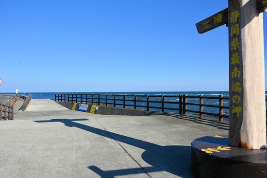 Omaezaki Coast: 静岡県の最南端