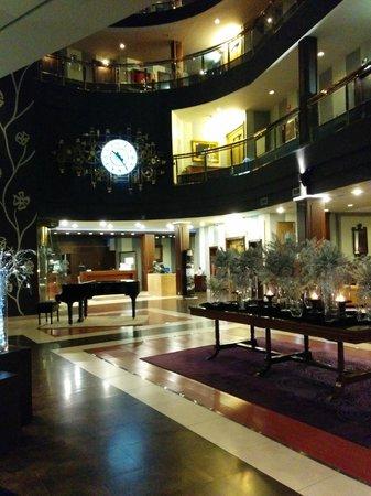 Hotel Plaza Andorra : Hall entrada
