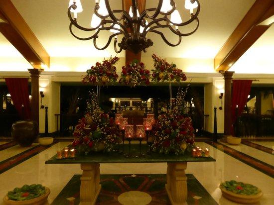 Taj Exotica Resort & Spa Goa : accueil