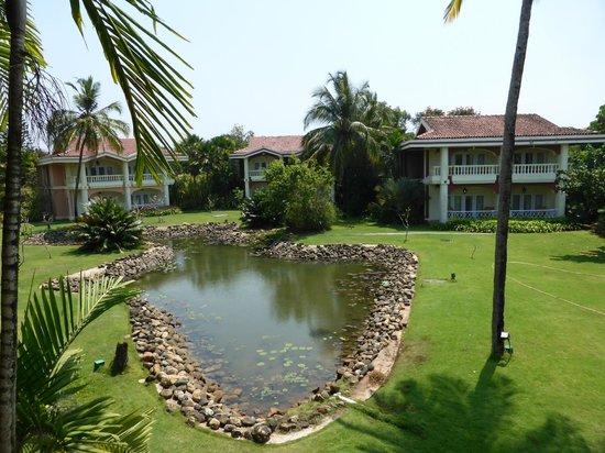 Taj Exotica Resort & Spa Goa : chambres villas