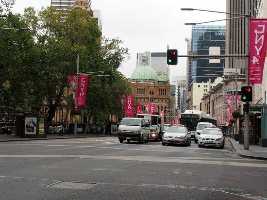 Metro Hotel on Pitt : George Street, 2 min zu Fuß vom Hotel