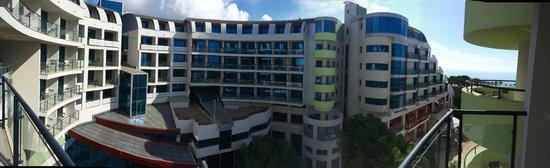 Cornelia De Luxe Resort : View from most of the rooms