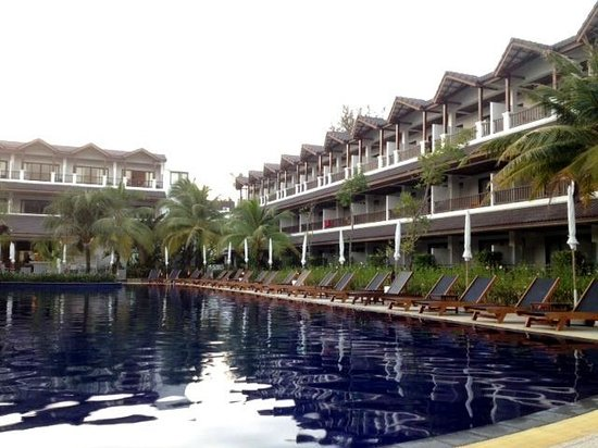 Kamala Beach Resort (a Sunprime Resort) : бассейн