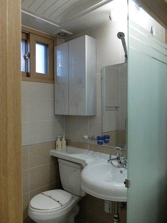 Hotel Icon: modern & clean toilet & bath