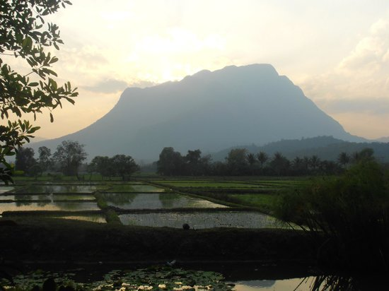 Chiang Dao Rainbow: vue