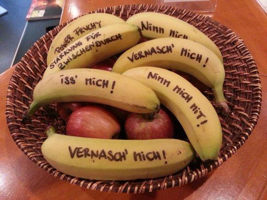 """BEST WESTERN Hotel Rosenau: """"Vitamin""""- Empfang"""