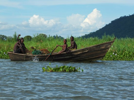 Liwonde Safari Camp: Fishermen