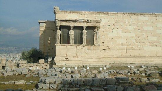Acrópolis: Акрополь