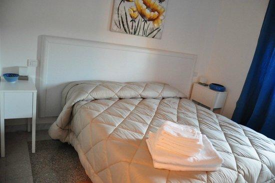 B&B Dante Alighieri: camera da letto