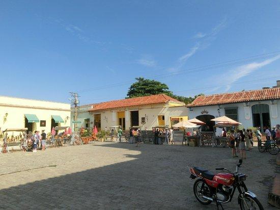 Plaza San Juan de Dios: placette