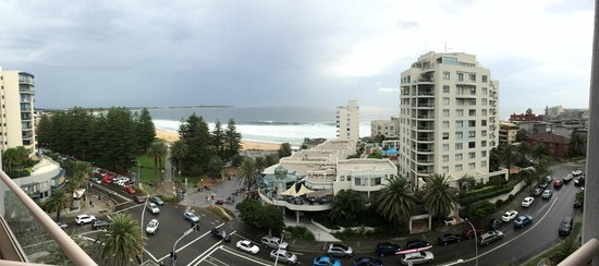 Rydges Cronulla: View from 601