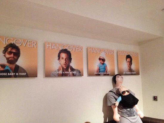 Signature Living Hotel: The Hangover Suite
