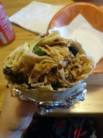 Pablo Picante: best burritos in Dublin