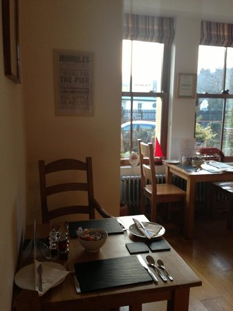 Langland Road B&B : Dining Room