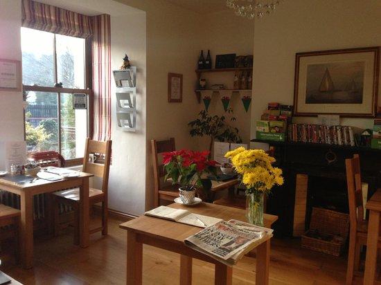 Langland Road B&B : The Beautiful Dining Room