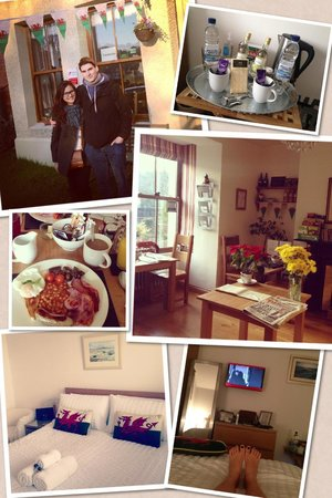 Langland Road B&B : Collages of our experience!