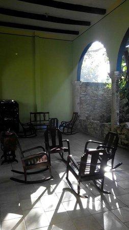 Hotel Tunich Beh: Balancin