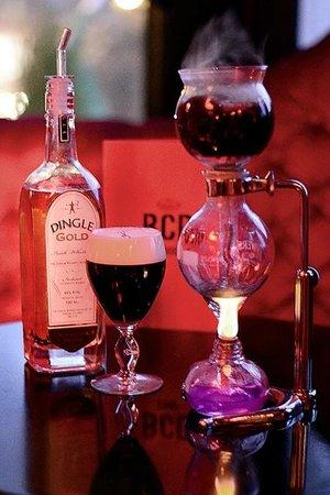 Lillies Bordello : Perfect Irish Coffee