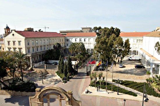 Los Habaneros: Rectorado Universidad