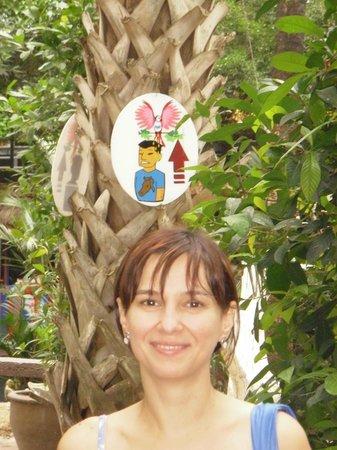 "Nong Nooch Tropical Botanical Garden: ""Птичник"""